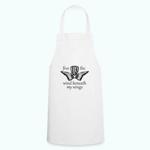 Free like the wind beneath my wings - Cooking Apron