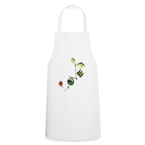 LOVE RAMAS - Delantal de cocina