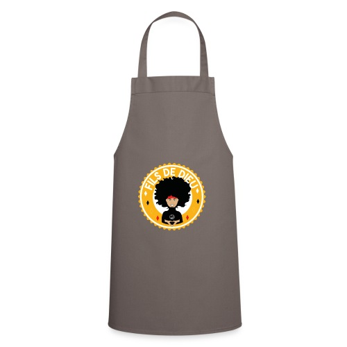 Fils de Dieu jaune - Tablier de cuisine