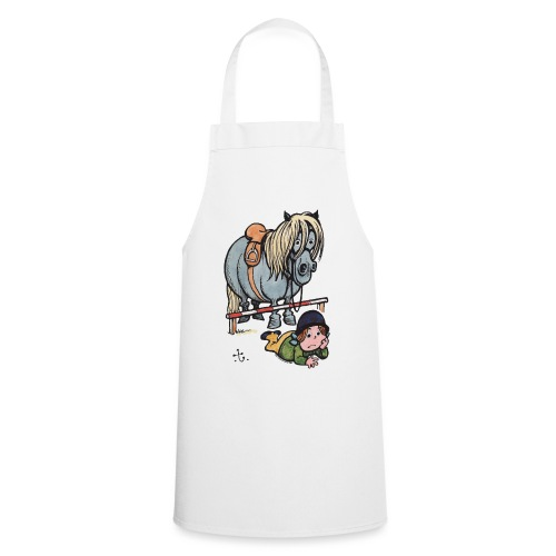 Thelwell Funny Showjumping Gone Wrong - Cooking Apron