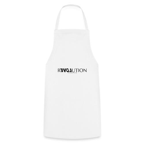 ReLOVEution Shirt – schwarz - Kochschürze