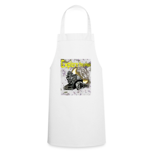 Explore the unknown - Cooking Apron