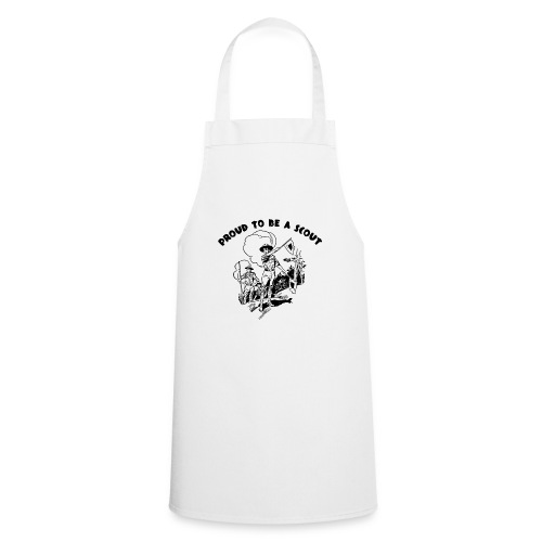Proud To Be A SCOUT - Cooking Apron