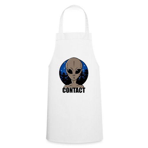 Contact Extraterrestre - Tablier de cuisine