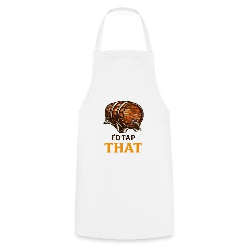 Beer / beer keg fan - gift idea - Cooking Apron