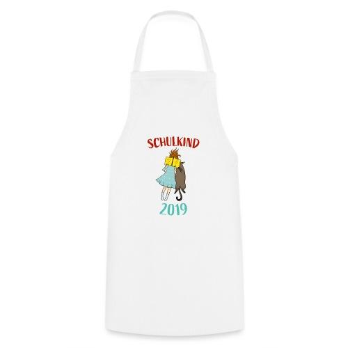 Schulkind 2019 | Einschulung und Schulanfang - Kochschürze