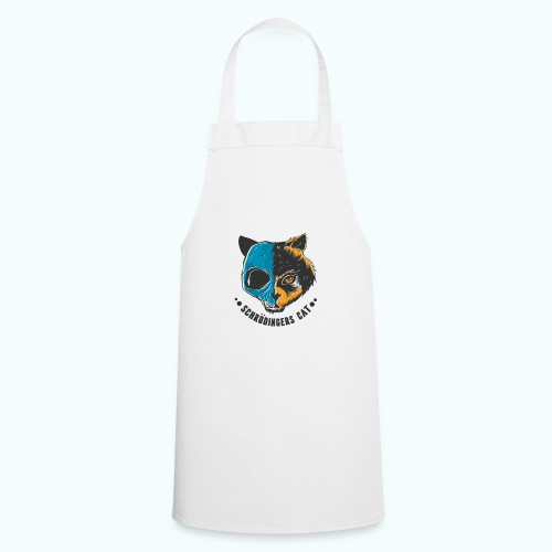 Schrödinger's Cat - Cooking Apron