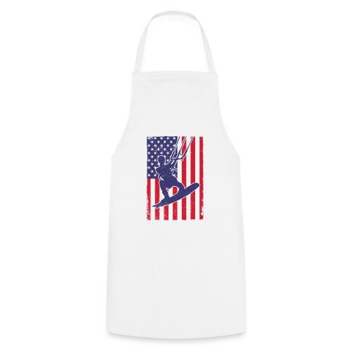 Kitesurfer USA - Kochschürze