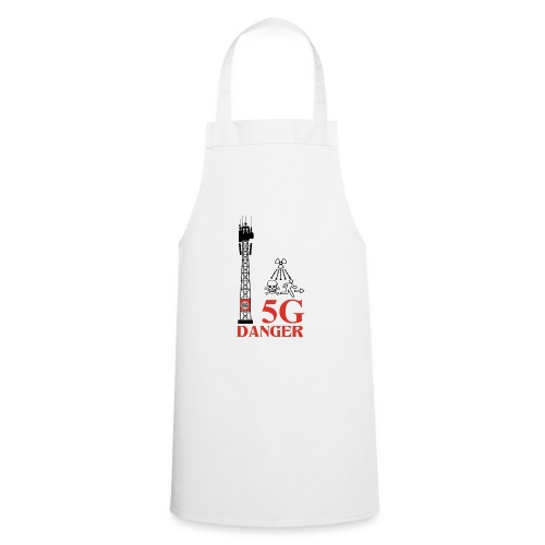 5 G Danger - Cooking Apron