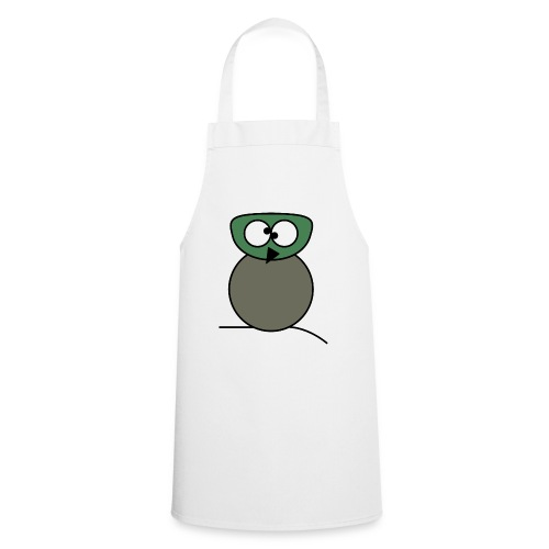 Owl crazy - c - Kochschürze