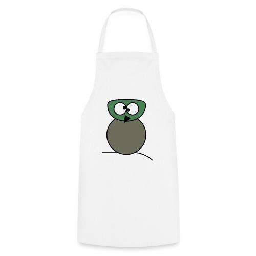 Owl crazy - c - Tablier de cuisine