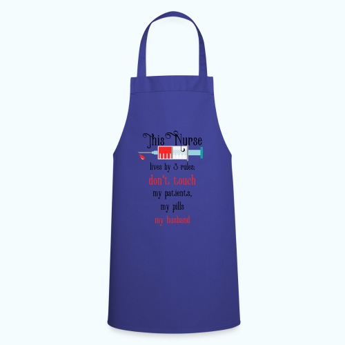 ONLY RULE! - Cooking Apron