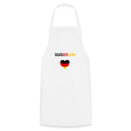 Deutschland Fanartikel - Kochschürze