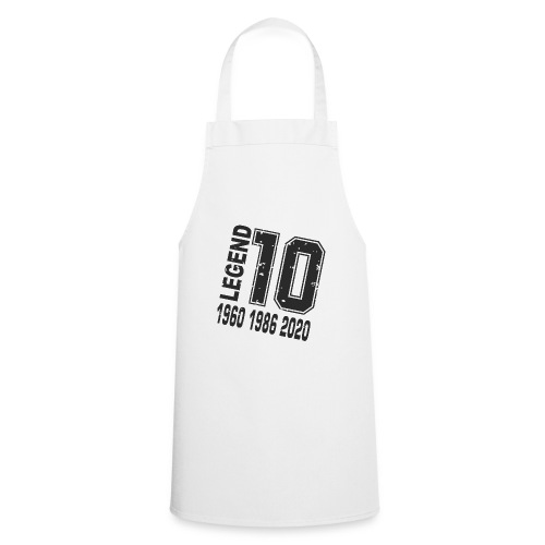 Legend 10 - Delantal de cocina