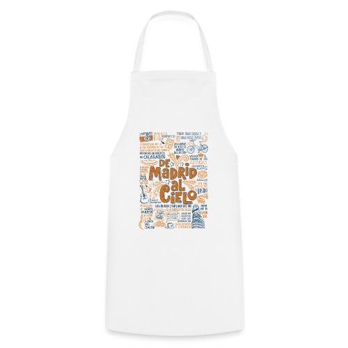 DE MADRID AL CIELO - Delantal de cocina