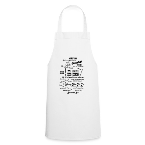 B-Team - Kochschürze