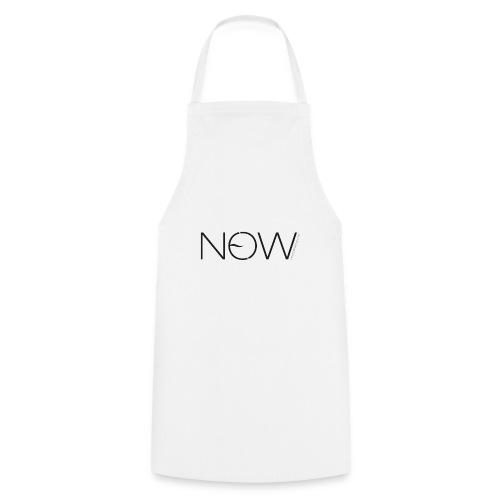 NewNow Logo - schwarz - Kochschürze