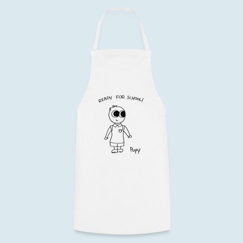 Pupy: ready for school! boy - Grembiule da cucina