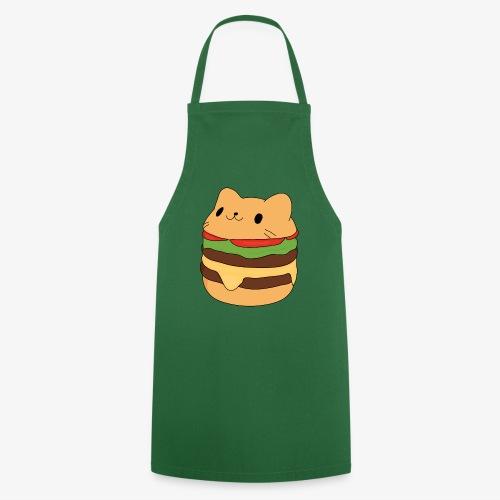 cat burger - Cooking Apron