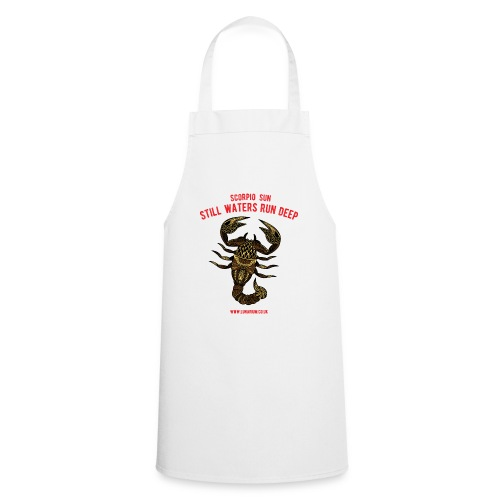 Scorpio Sun Bright - Cooking Apron