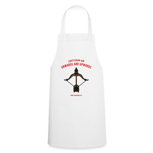 Sagittarius Sun Bright - Cooking Apron