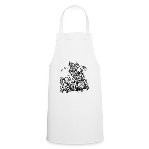 England and St George. - Cooking Apron