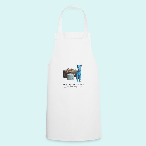 Laly Blue Big - Cooking Apron