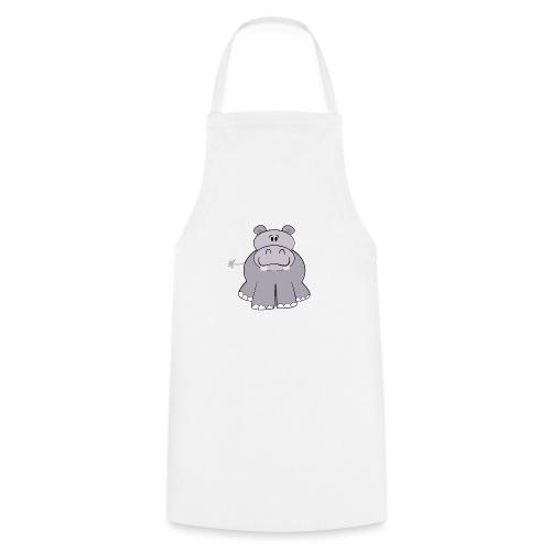 Nijlpaard - Keukenschort