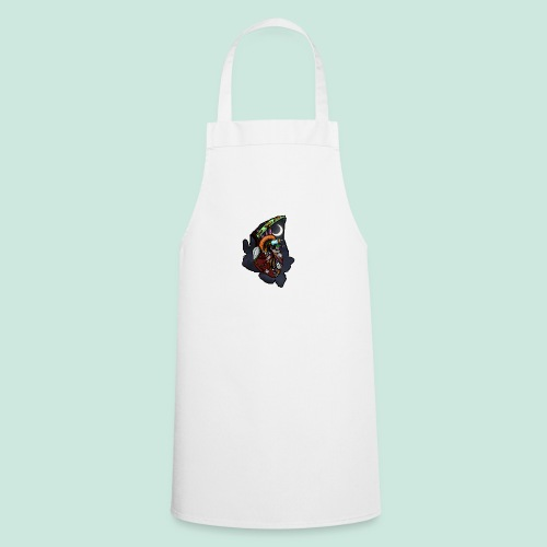 steamy hearts - Cooking Apron