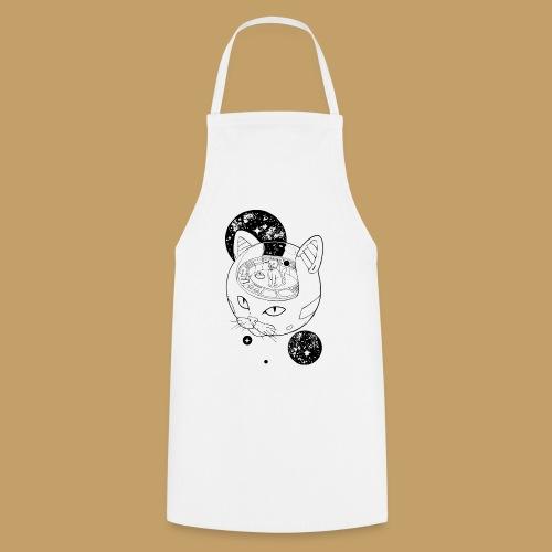 Kosmiczny Kot Imperator - Fartuch kuchenny