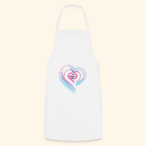 Corazón Ajeno - Delantal de cocina