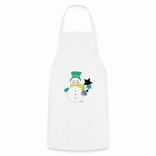 Snowtime-Green - Kochschürze