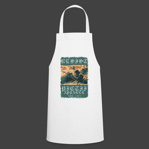 PICTRESIST7 - COL1 - Cooking Apron