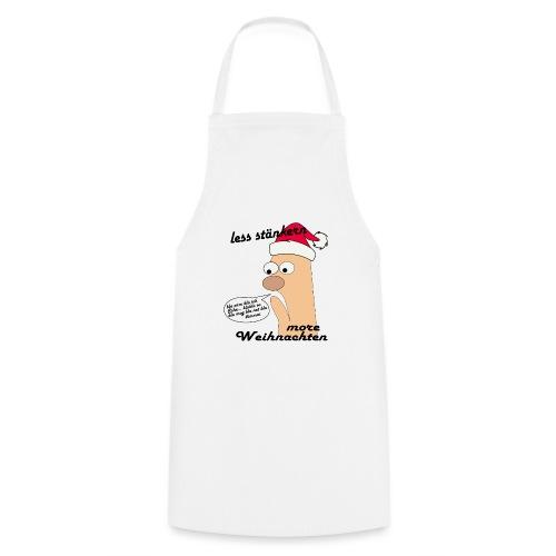 more Weihnachten - Kochschürze
