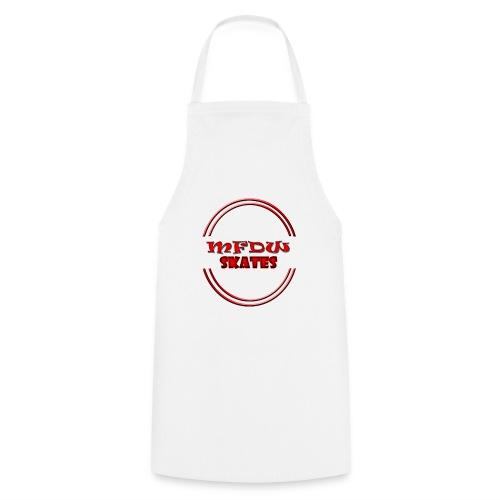 mfdw skates logo - Cooking Apron