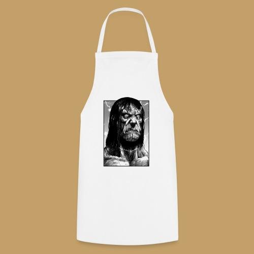 Frankenstein's Monster - Fartuch kuchenny