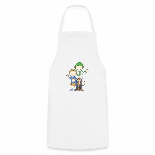 Job & Jelle | Broertjes - Keukenschort