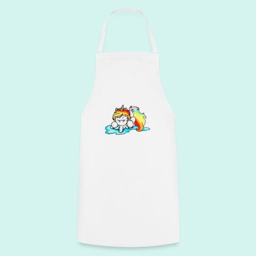 Baby unicorn - Grembiule da cucina