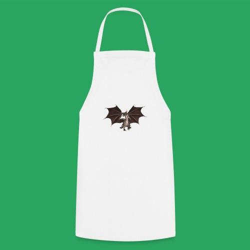 dragon logo color - Grembiule da cucina