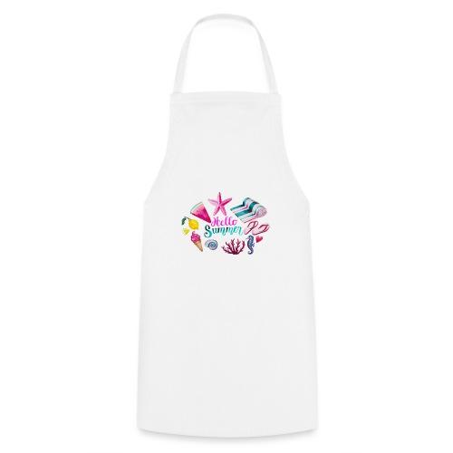 Hello Summer - Tablier de cuisine
