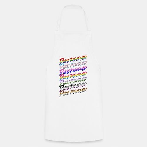Diversidad LGTBI - Delantal de cocina