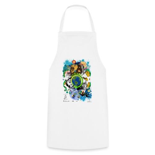 Terre Mère Nature (Fr) -by- T-shirt chic et choc - Tablier de cuisine
