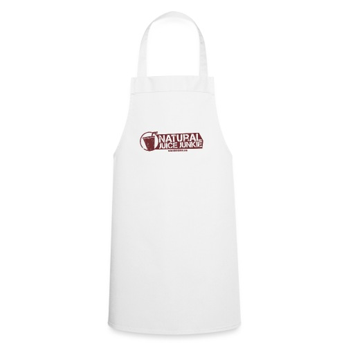 Natural Juice Junkie Logo - Cooking Apron