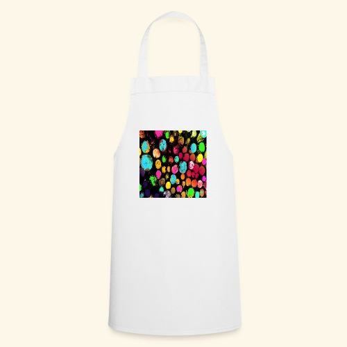 Tronchi arcobaleno - Grembiule da cucina