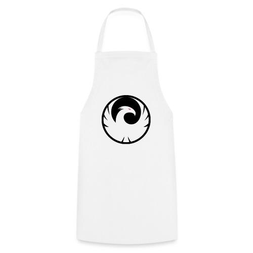Phönix Logo Schattierung Phoenix schwarz black - Kochschürze