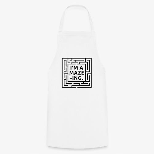 A maze -ING. Die Ingenieurs-Persönlichkeit. - Kochschürze