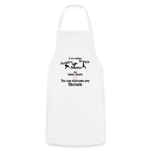 Overcome Obstacle MaitriYoga - Tablier de cuisine