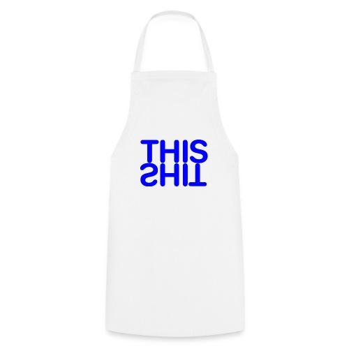 THIS Blue - Delantal de cocina