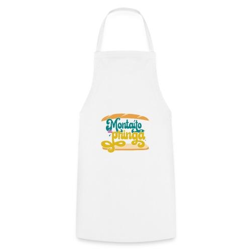 Montaíto de pringá - Delantal de cocina