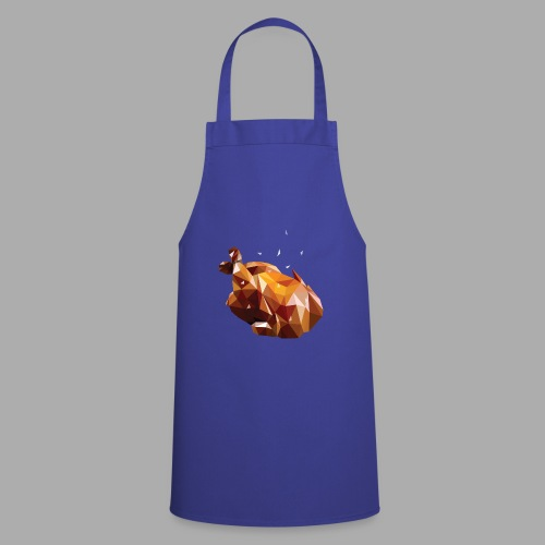 Turkey polyart - Cooking Apron